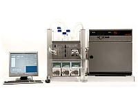 Differential Scale Loop: lab instrument for detecting scale in pipelines, fully-automated.